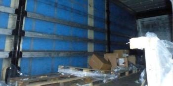 Roban 15 palets de cosméticos de un camión valorados en 45.000 euros