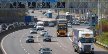 Suspendida la tasa de circulación de vehículos pesados en el Reino Unido desde el 1 agosto