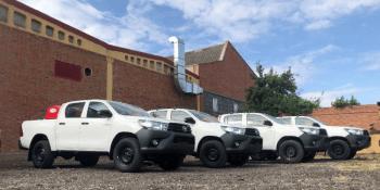 Vehículos renting flexible Alquiber incendios forestales