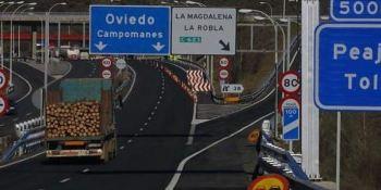 El Mitma actualiza las tarifas de las autopistas para 2021