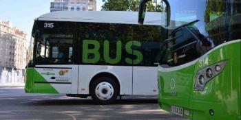 Prohibido pagar en metálico en los autobuses urbanos de Valladolid
