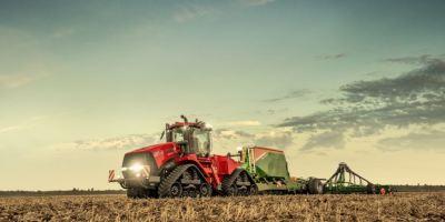 Case IH presenta los nuevos tractores de la serie Quadtrac y Steiger AFS Connect