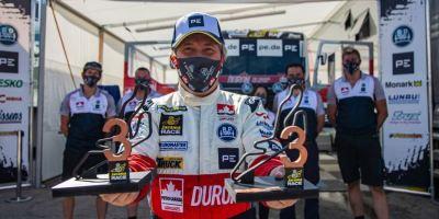 ¡Dos podios para Antonio Albacete en el circuito del Jarama!