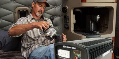 Thermo King presenta el inversor Pure Sine Wave de 2.000 vatios