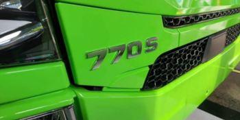 ¿Veremos pronto un Scania de 770 CV?