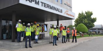 APM Terminals Algeciras convierte su Safety Day en un foro virtual