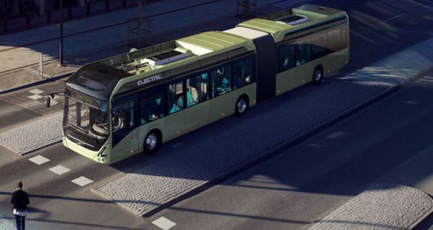 Västerås inicia la transición a los autobuses eléctricos Volvo