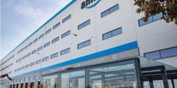 Nuevo centro logístico de Amazon en Dos Hermanas