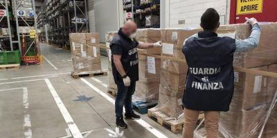 Incautados casi 28 millones de productos falsificados e ilegales