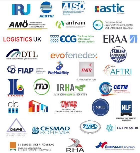 Las organizaciones paneuropeas del transporte reclaman un acuerdo sobre el Brexit