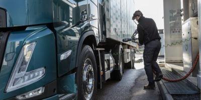 Volvo Trucks muestra su interés por el gas como alternativa al diésel para el transporte pesado