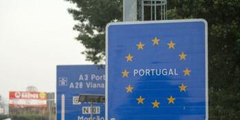 Certificado para circular en Portugal por las limitaciones del puente de Todos los Santos
