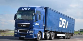DSV realizará una ruta de transporte por carretera entre Europa y China