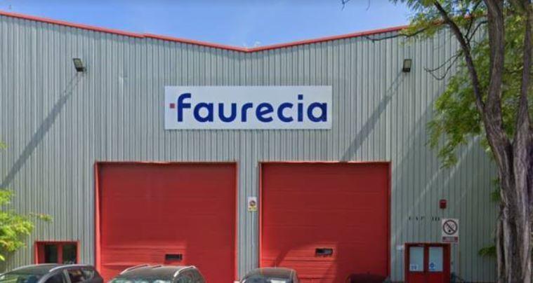 Faurecia plantea el despido de unas 160 personas en su planta de Abrera