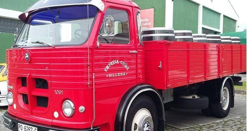 Historia de los camiones y autobuses Pegaso-Iveco.
