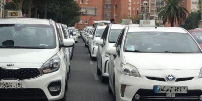 La Plataforma de Afectados por la Nueva Ley del Taxi defiende a los taxistas que han adaptado sus licencias