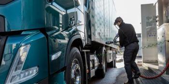 Volvo asegura que aumenta el interés por los camiones de GNL