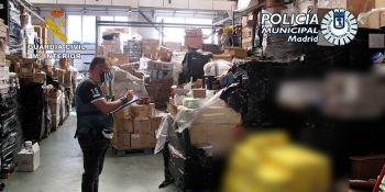 Desarticulado un grupo que robaba mercancía de camiones en áreas de descanso