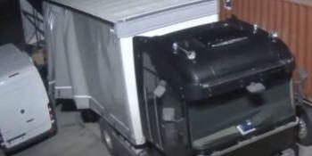 Detenido un grupo que robaba mercancía de camiones en varias provincias