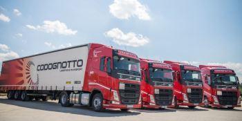 La empresa de transportes Codognotto abre una ruta con camiones a China