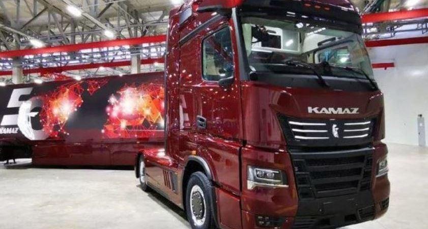 La historia de los camiones Kamaz/Kama 3. Fotos