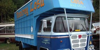 La historia de los camiones y autobuses NAZAR