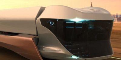 Los camiones del futuro: 14 propuestas atrevidas