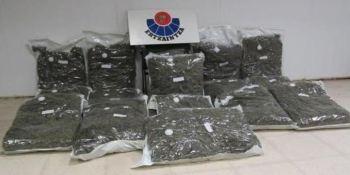 Se intercepta en un camión 75 kg de marihuana procedente de Italia