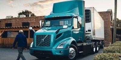 Volvo Trucks North America inicia las ventas del modelo Volvo VNR eléctrico