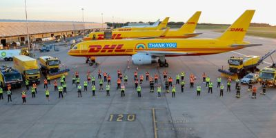 DHL Express es reconocido como Top Employer Global 2021