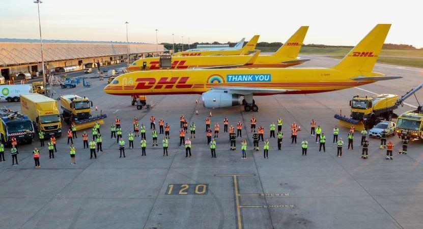 DHL Express es reconocido como Top Employer Global 2021
