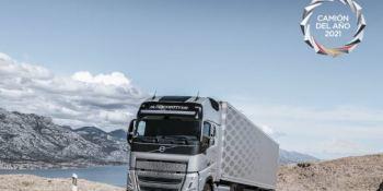 El nuevo Volvo FH ganador otro año más del premio Camión del Año 2021