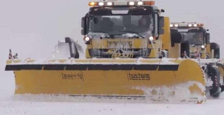 La borrasca Filomena traerá las nevadas más grandes de los ultimos años