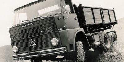 La historia de los camiones y autobuses Henschel Hispania/Rubel.