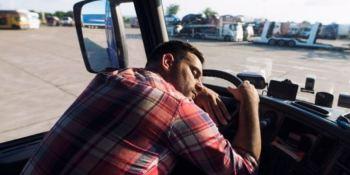 Los conductores profesionales y el alto riesgo de fatiga