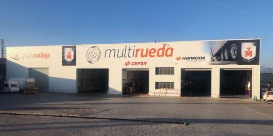 Multirueda-Grupo Vallejo ofrece café, agua y algo de comer gratis a los camioneros en La Rioja