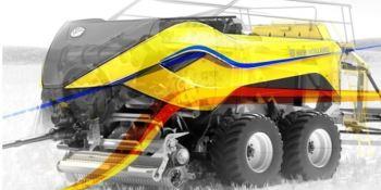 New Holland Agriculture gana el premio de diseño 2020 por la BigBaler 1290 High Density