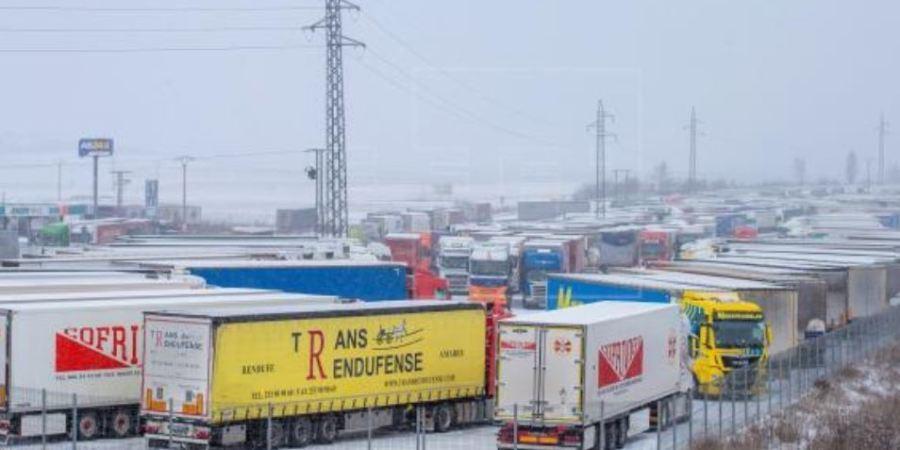 Para FETRANSA la ola de frío pone en evidencia las carencias de las áreas de vialidad invernal