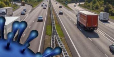 Un nuevo confinamiento en España reduciría un 50% el transporte de mercancías por carretera