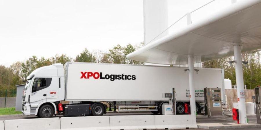 XPO Logistics y ENGIE Solutions se asocian para el transporte de gas natural licuado en Francia