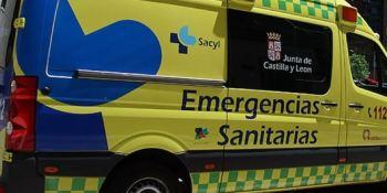 Fallece un camionero tras dar vueltas de campana su vehículo en la A-66 en Salamanca