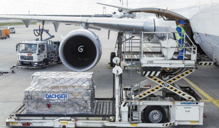 Dachser reforzará su red aérea con más capacidad propia en 2021