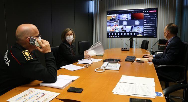 El Gobierno Vasco presenta el Calendario de Campañas de Vigilancia y Control de Tráfico para 2021