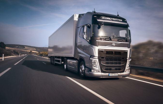 Volvo Trucks lidera en España la venta de camiones en 2020