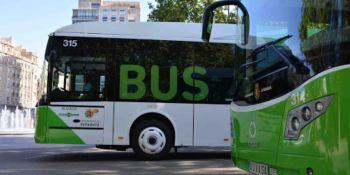 AUVASA invertirá 20 millones de euros para renovar el 40% de su flota de autobuses