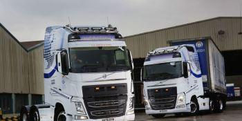 Ahorro y comodidad garantizan un nuevo pedido de Volvo en Global Delivery Solutions. Fotos