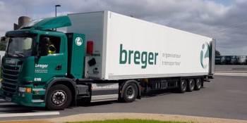 El grupo francés Breger convertirá más de un tercio de su flota a GNC
