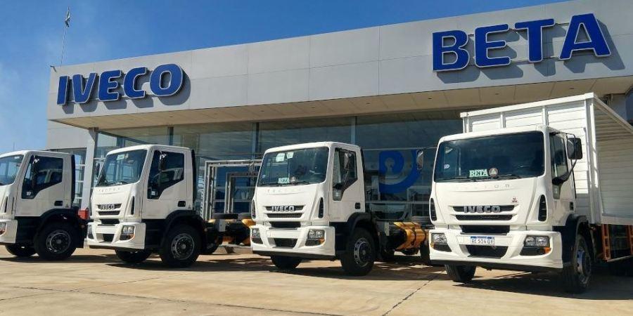 IVECO Argentina entrega camiones a gas a flotas de Córdoba y Santa Fe