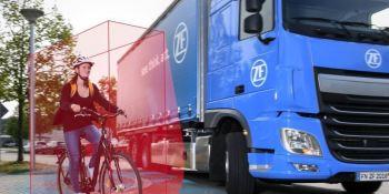 Las grandes ciudades implantan medidas de visibilidad obligatorias para vehículos pesados
