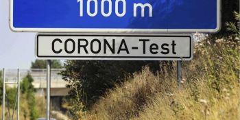 Los camioneros que entren en Alemania desde la República Checa presentarán una prueba de Covid-19